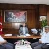 Amasya Türk Eğitim Sen Yetkilileri Amasya Milli Eğitim Müdürünü Ziyaret Etti