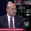 Yalçın Akdoğan TRT Haber özel röportajı