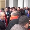 Amasya'da, Savcının Şehit Edilmesine Tepki