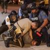 Yine bir siyahi, yine polis şiddeti!