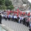 Türk'ün vatanına dikilecek gözü çıkartırız
