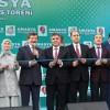 Başbakan Davutoğlu 105 Eseri Amasya'lıların Hizmetine Sundu