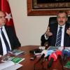 Orman ve Su İşleri Bakanı Veysel Eroğlu Amasya'yı Ziyaret Etti