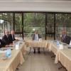 Merkez OSB Toplantısı Yapıldı