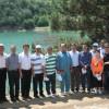 Boraboy Gölünde Doğa Yürüyüşü Yapıldı