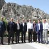 Başbakan Yardımcısı Emrullah İşler Amasya'nın Tarihi ve Kültürel Mekanlarını Dolaştı