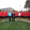 Amasya Belediye Başkanı Özdemir Yeni Amasyaspor'a Sürpriz Yaptı
