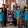 Atık Toplamada 2013-2014'te Dereceye Giren Okullar Ödüllendirildi
