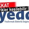 Yedaş Açıklama Yaptı : Merzifon'da elektrik kesintisi