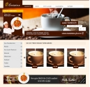 Cafe Web Site