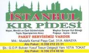 İstanbul Kır Pidesi