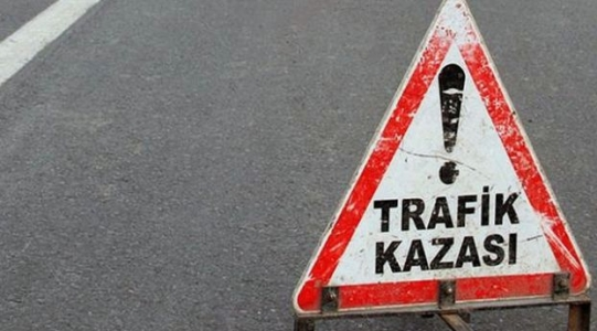 Amasya'da iki otomobil çarpıştı: 1 ölü, 3 yaralı