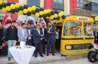 Belediye Başkanımız Cafer Özdemir Özel Bir İşletmenin Açılışını Gerçekleştirdi
