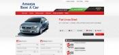 Araç Kiralama Web Sitesi